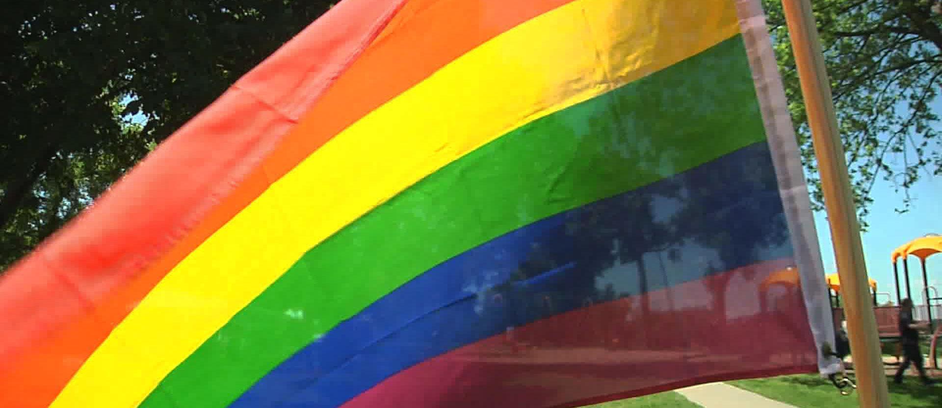 KELO Pride Flag