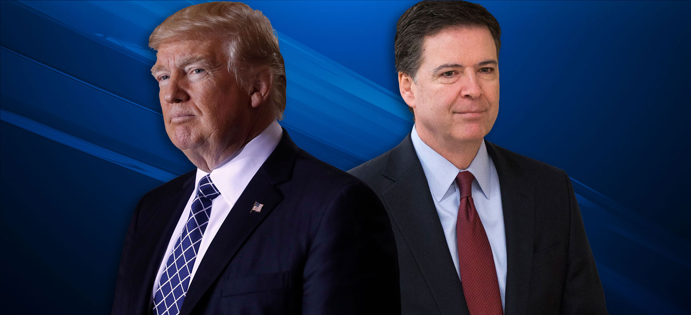 KELO Trump and Comey General