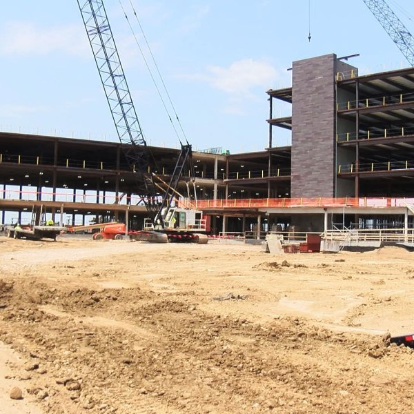 KELO Avera Construction