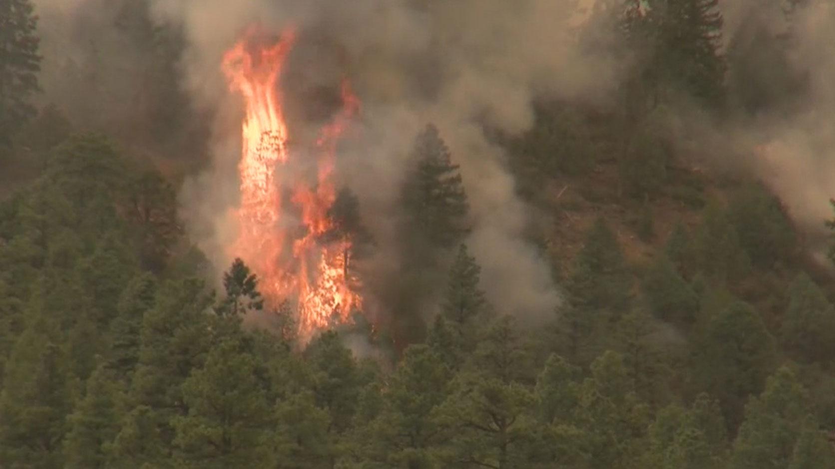 KELO Wildfire Colorado