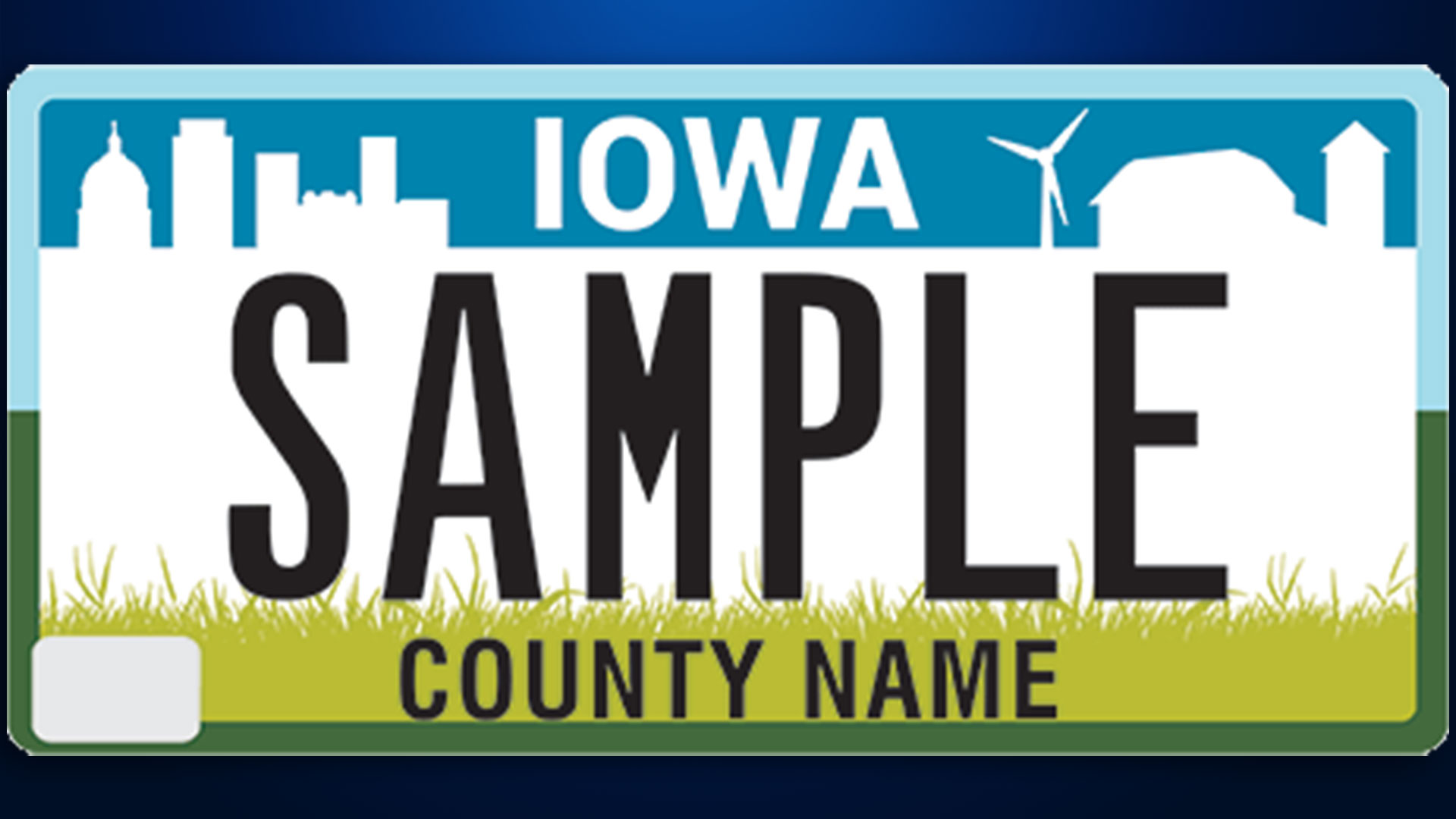 KELO Iowa New License Plates.jpg