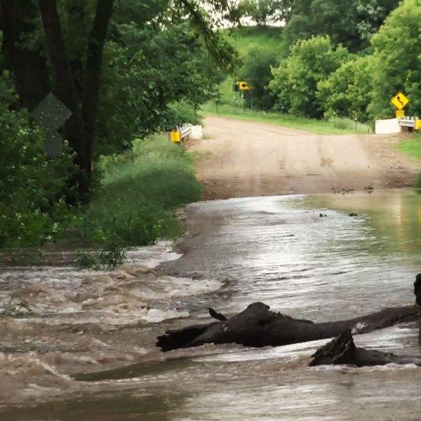 KELO Split Rock Flooding