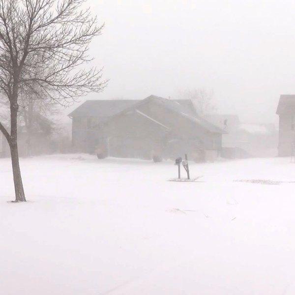 KELO April Snowstorm