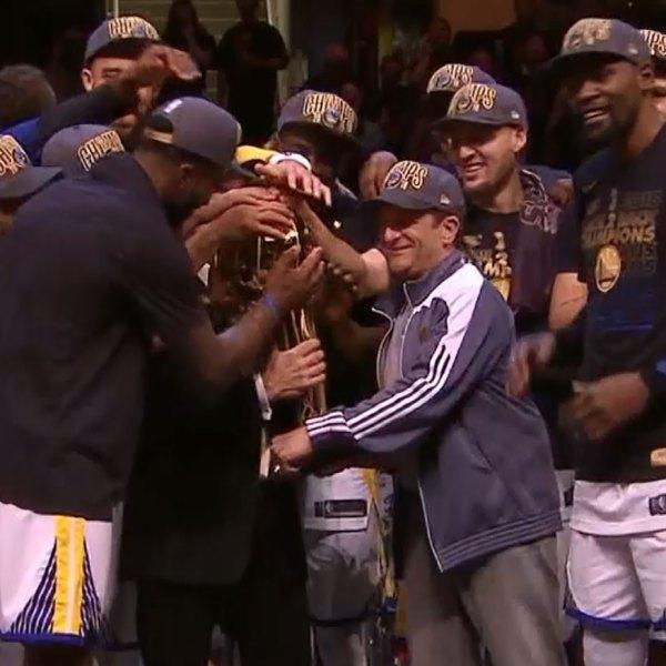Golden State Warriors NBA Finals