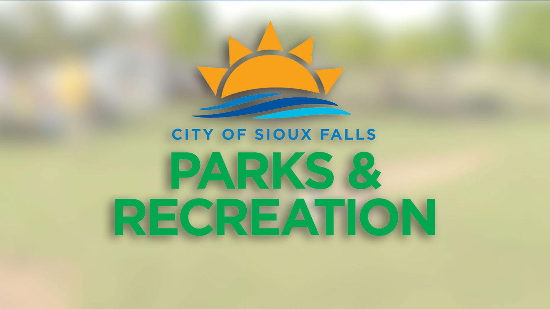 KELO Sioux Falls Parks & Recreation logo