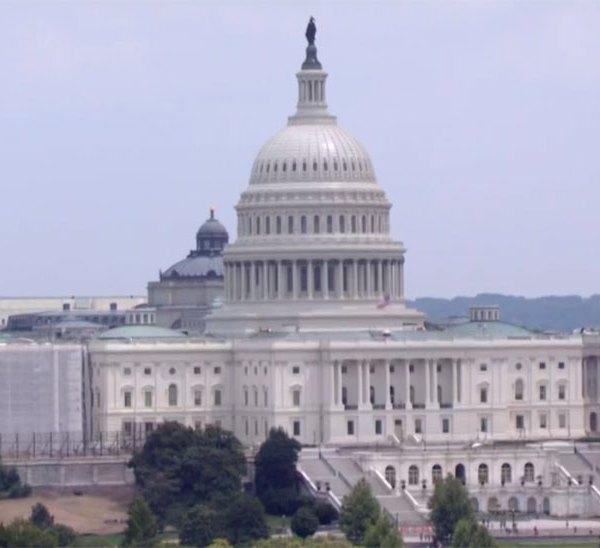 KELO U.S. Capitol Building Washington D.C. Congress