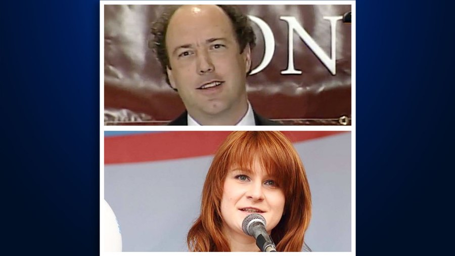 KELO Erickson, Paul and Maria Butina