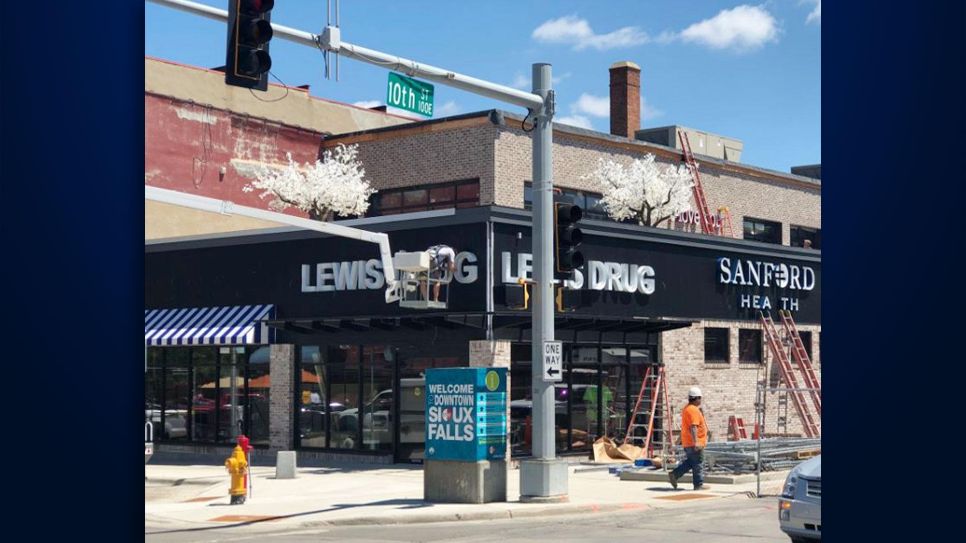 KELO Downtown Lewis Drug