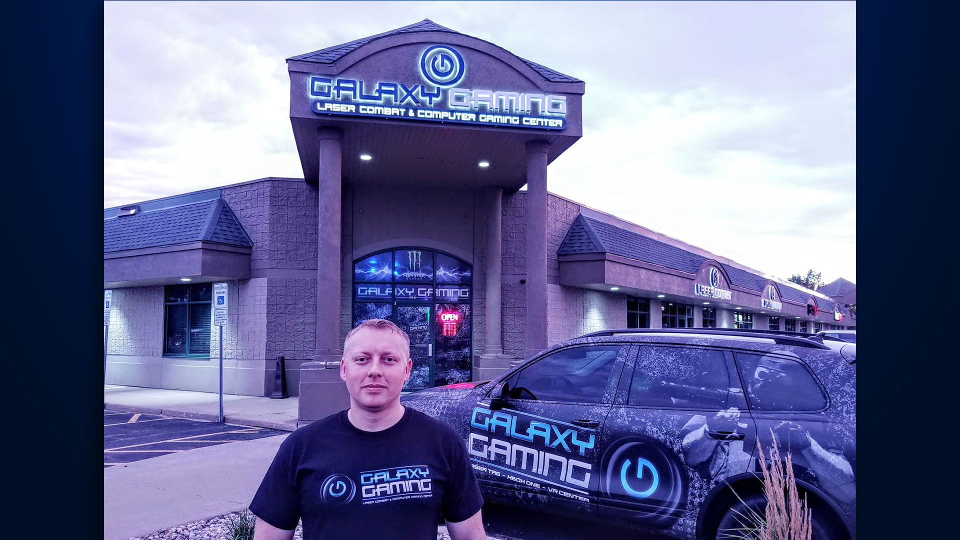 KELO Galaxy Gaming
