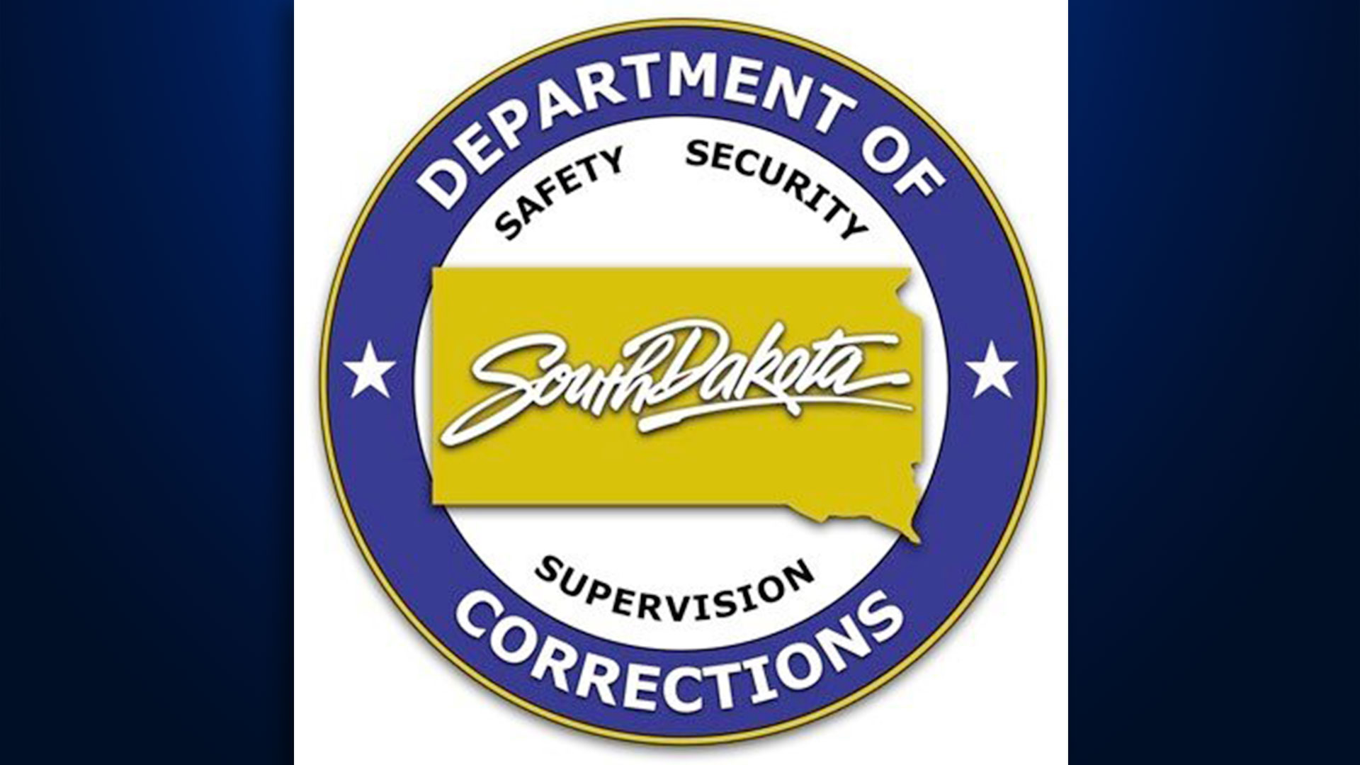 KELO SD Departments of Corrections Logo