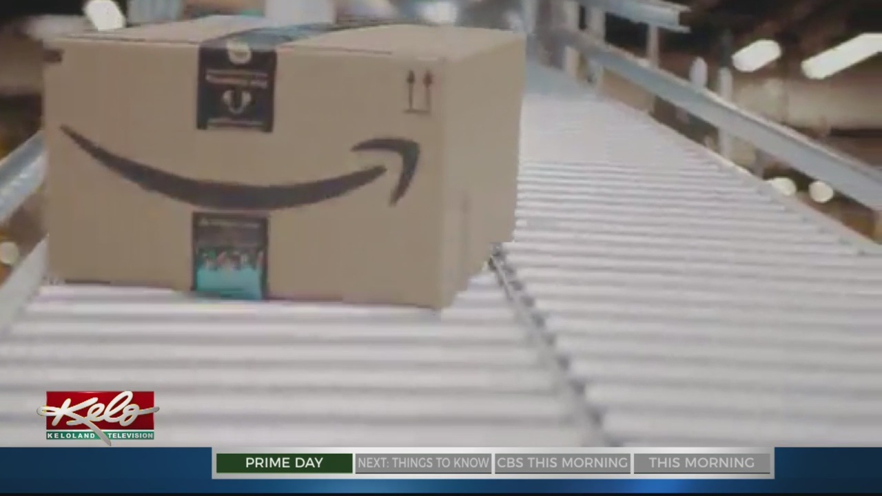 It's Black Friday In July: Staying Safe on Amazon's Prime Day