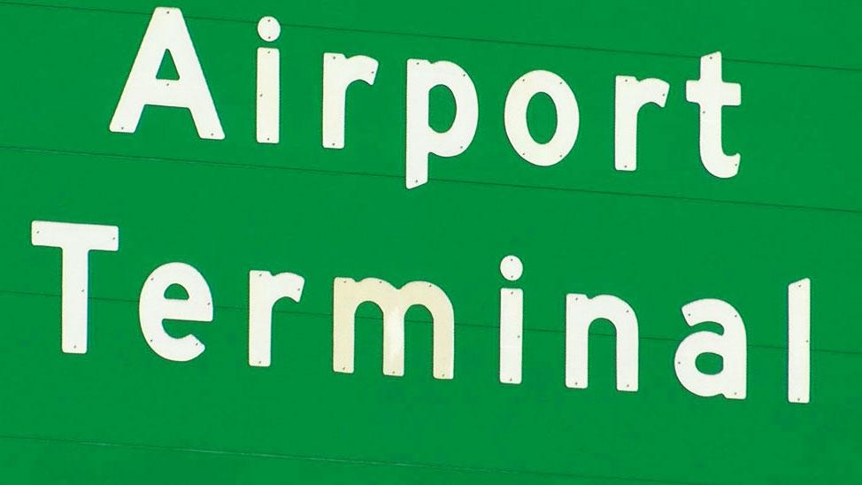 KELO sioux falls regional airport air travel airfare flights flying