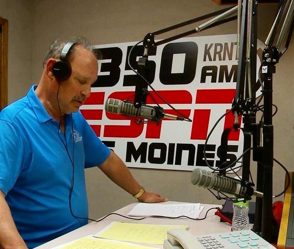 KELO Larry Cotlar Iowa broadcaster