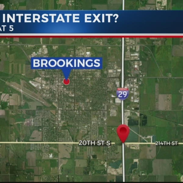 Proposed Interchange Could Bring Growth To Brookings