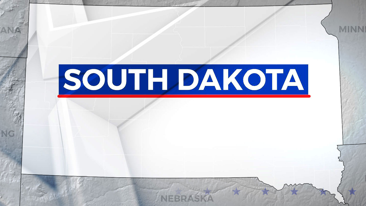 KELO election South Dakota vote ballot campaign map