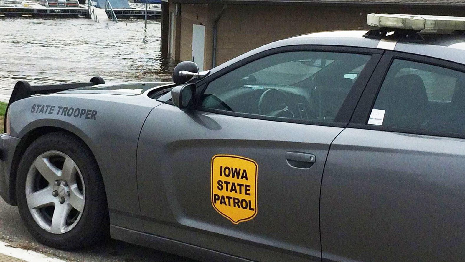 KELO Iowa State Patrol