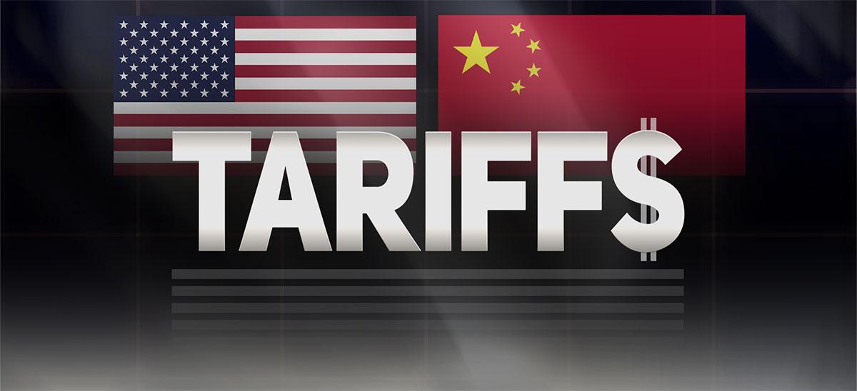 KELO US China Tariffs Graphic
