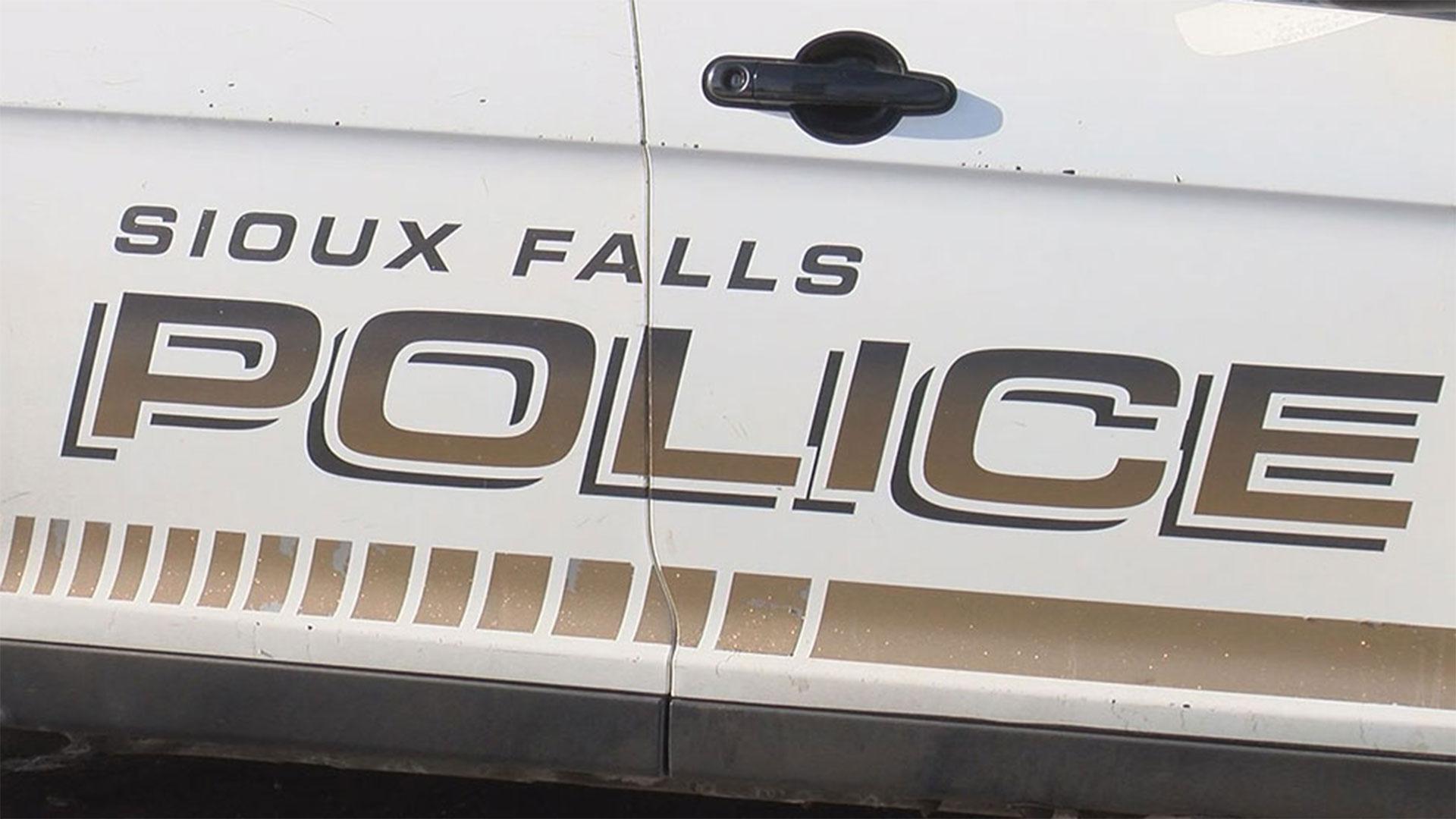 KELO Sioux Falls Police car