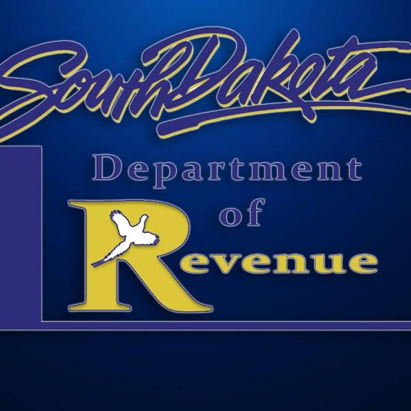 KELO South Dakota Department of Revenue logo
