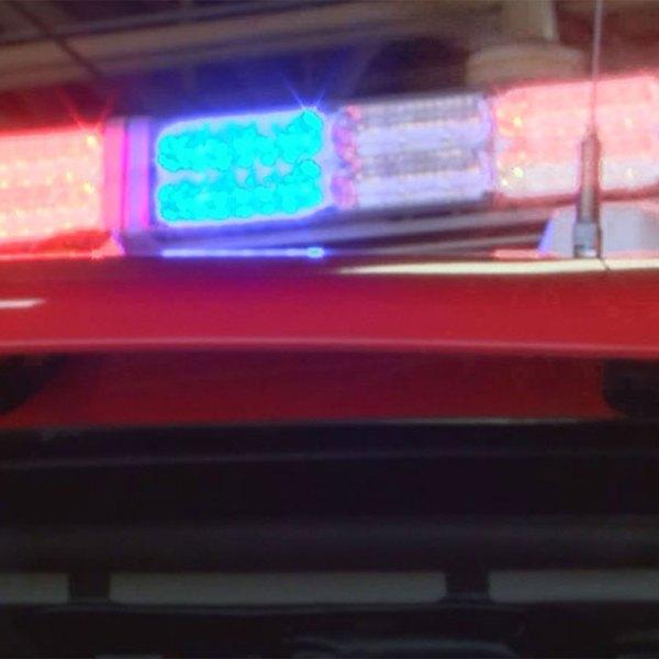 KELO emergency lights law enforcement fire