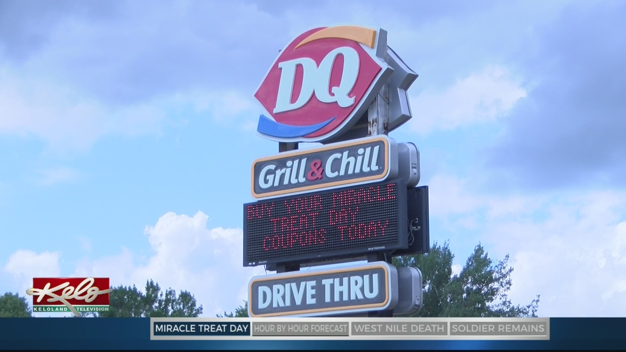Madison Dairy Queen Prepares For Miracle Treat Day