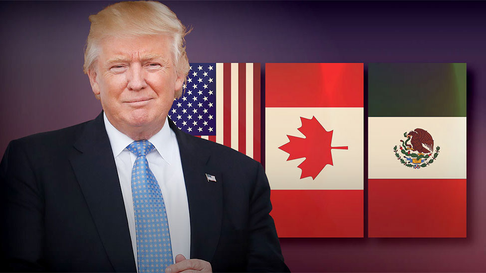 KELO NAFTA President Trump