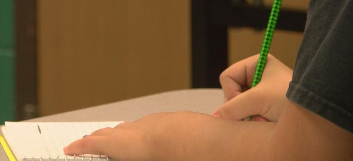 KELO School Classroom Pencil
