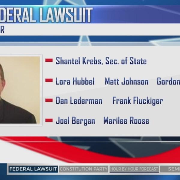LaFleur Files Lawsuit Against Constitution Party of South Dakota, Secretary Of State