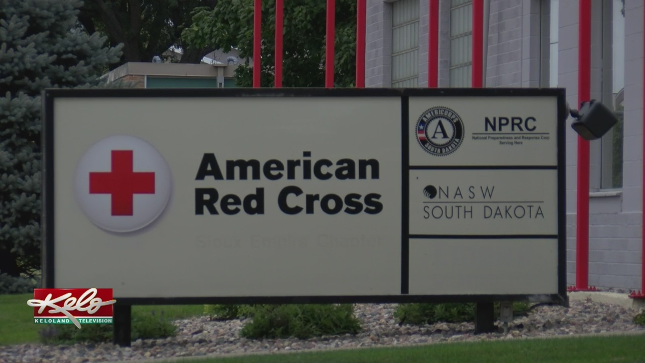 Red Cross Volunteers From KELOLAND Deployed To The East Coast