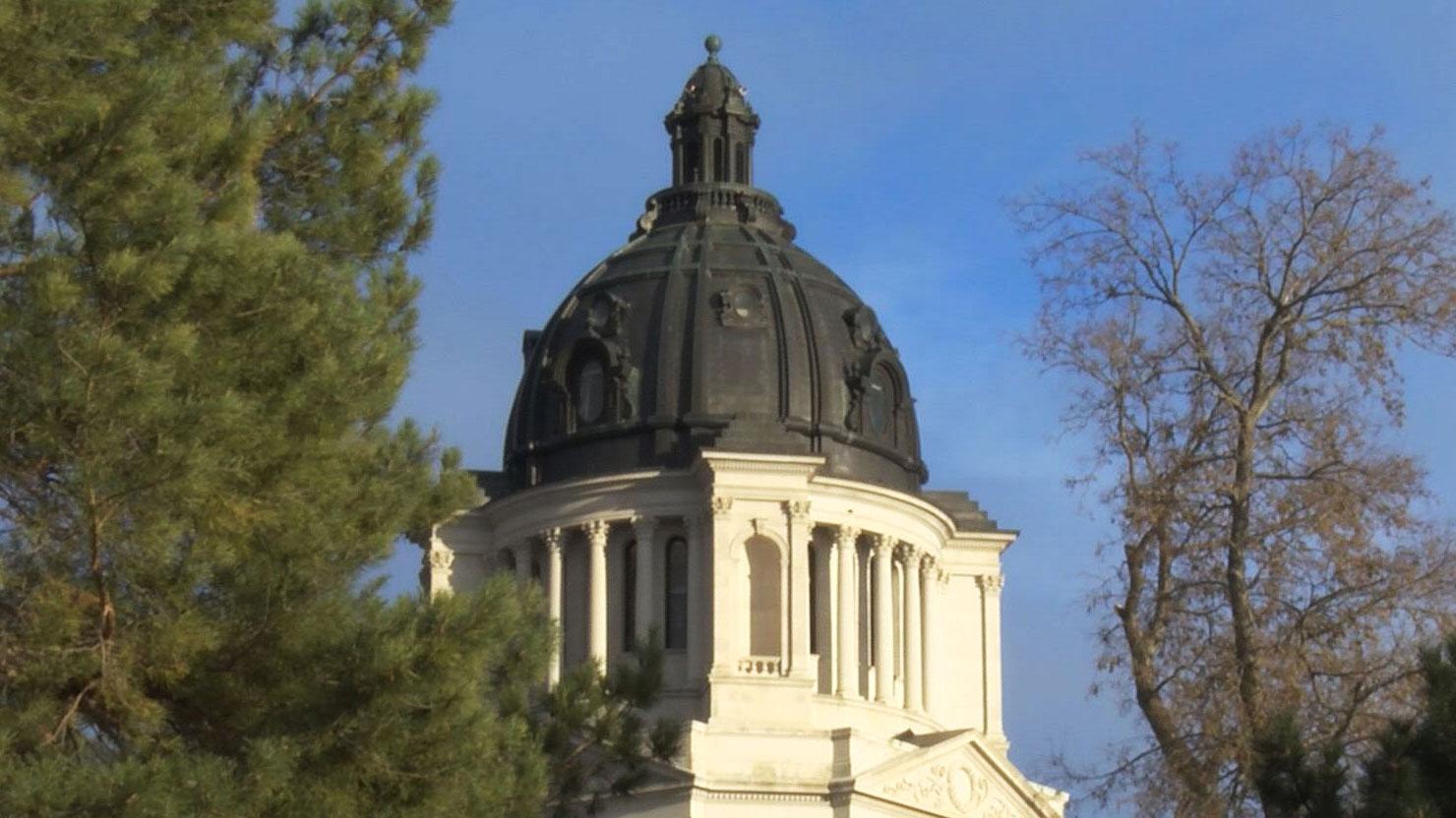 KELO pierre capitol building