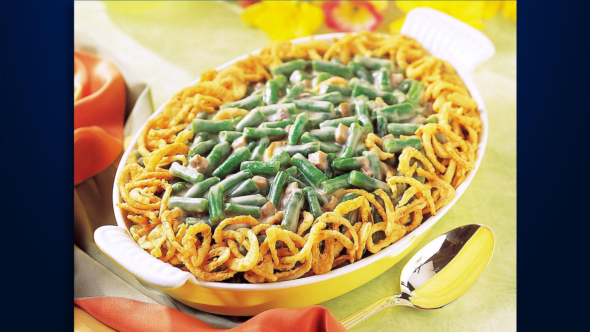 KELO Green Bean Casserole