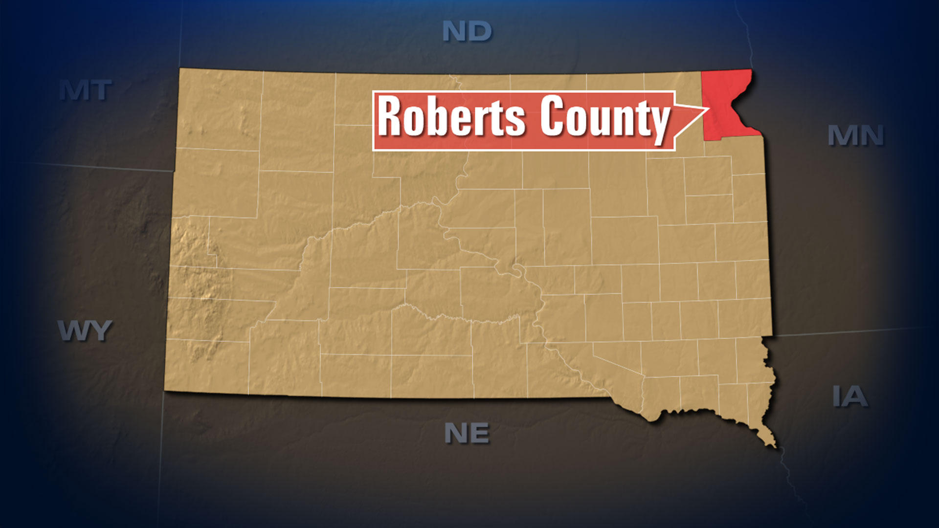 KELO Roberts County