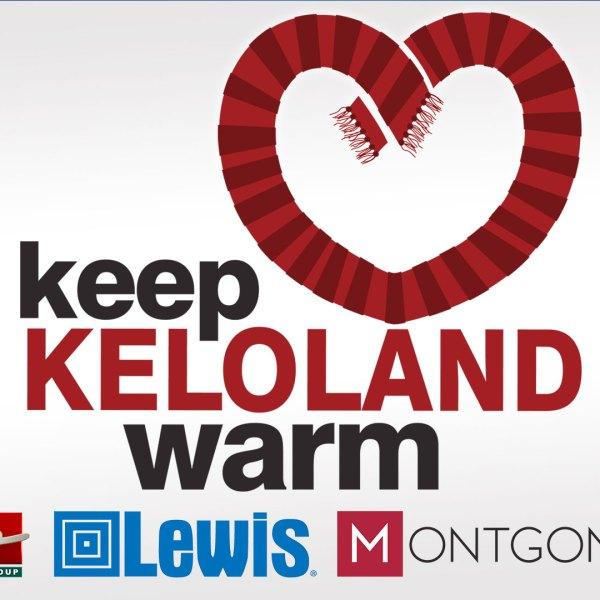 Keep KELOLAND Warm Giveaway Thursday At The Banquet