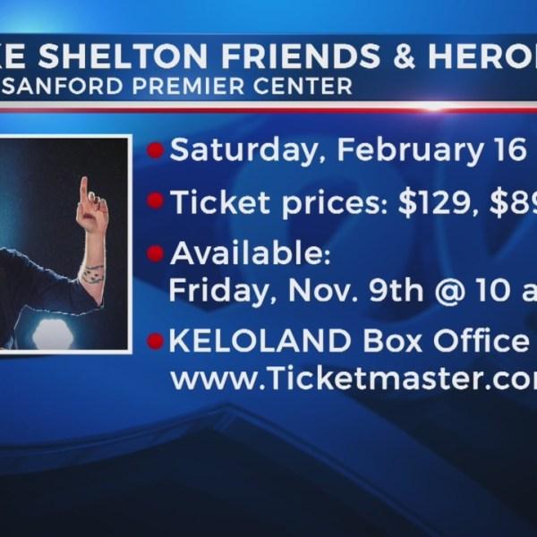 Blake Shelton Returns To Sioux Falls