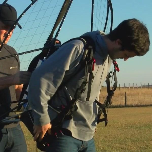 Tech Students Explore Electric Aircraft