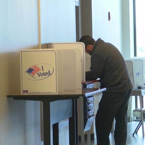 Increase In Early Voting In Pennington County