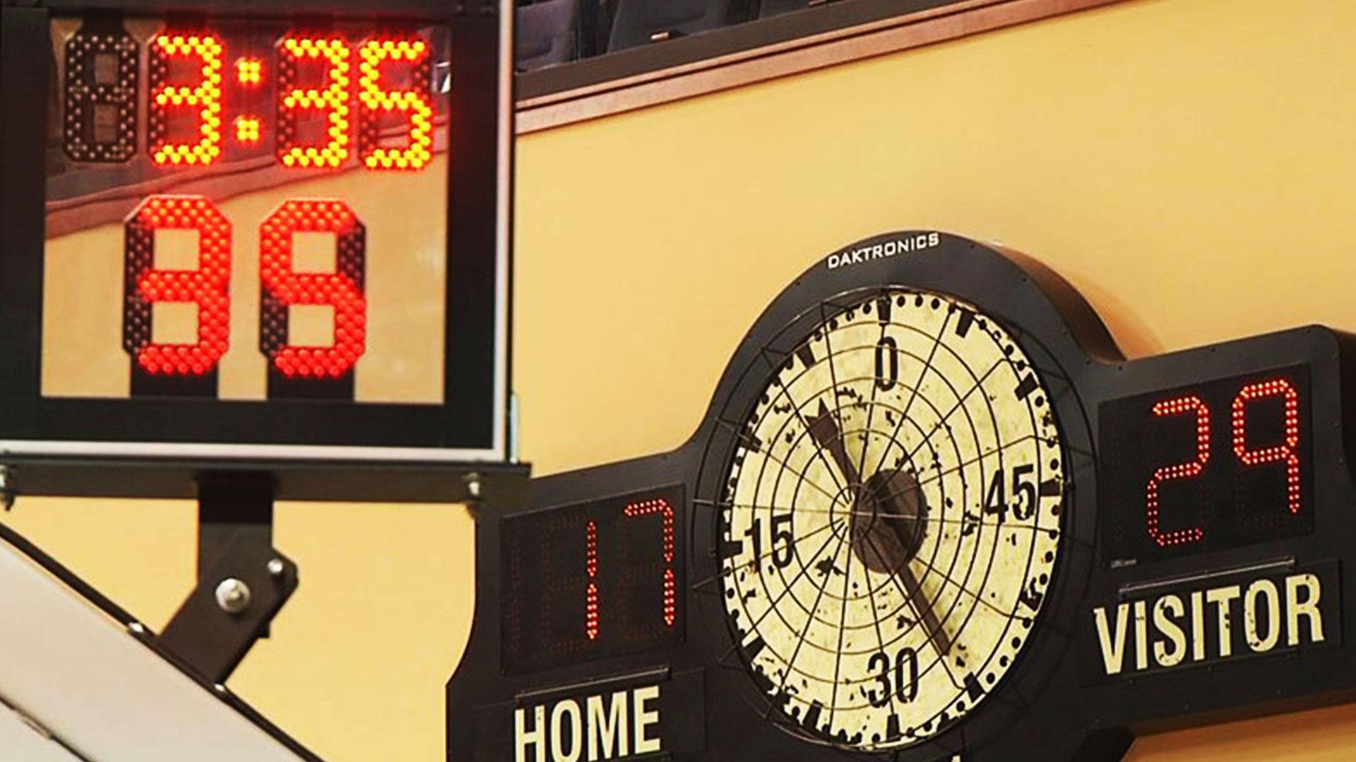 KELO Scoreboard