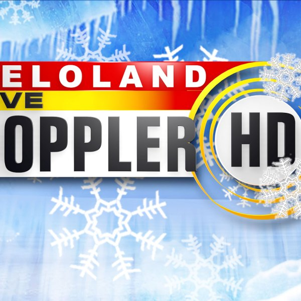KELOLAND Live Doppler HD Winter Special Airs Monday Night