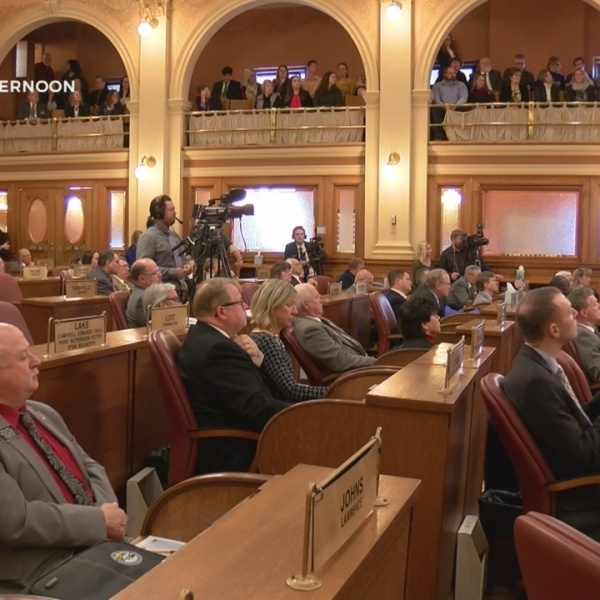 E-Commerce Sales, Education Funding Featured In Daugaard's Final Budget Address