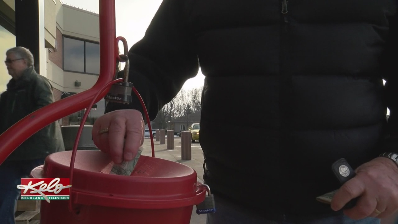 Last Day To Donate To The Red Kettle Campaign