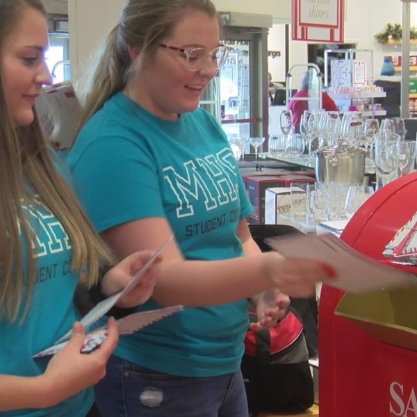 Letters To Santa Mean Wishes Come True For Sick Kids