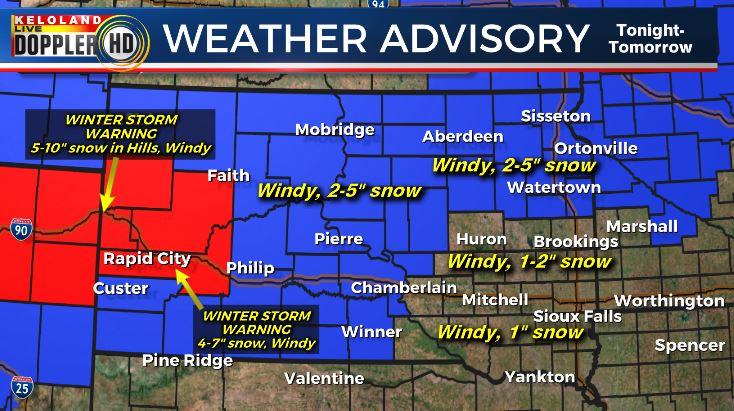 Storm Center Update - Sunday PM, December 30