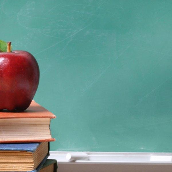 KELO education books chalkboard school classroom