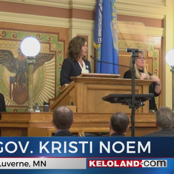 Noem To Bring Legislation Requiring High School Graduates To Pass U.S. Citizenship Exam