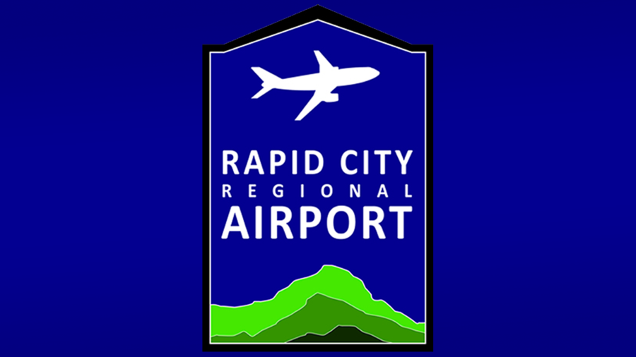 KELO Rapid City Regional Airport logo