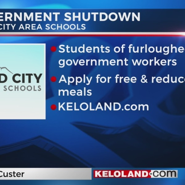 Rapid City Schools Helping Students Of Furloughed Government Workers