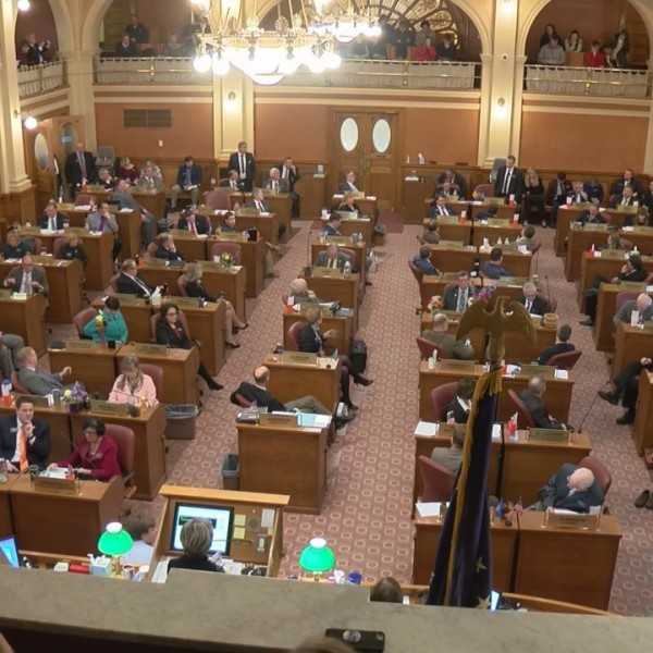 Three's No Crowd, But It's A Start: Native American Women Lawmakers In Pierre
