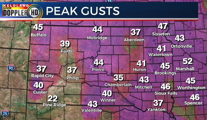 Storm Center Update- Tuesday PM, January 8th