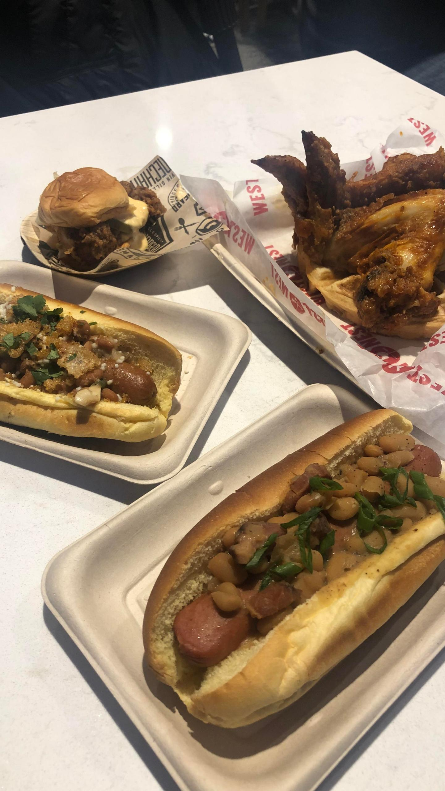 Food and Beverage at Mercedes-Benz Stadium 4-873735621