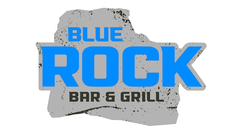 KELO Blue Rock Bar and Grill logo Sanford Sports Complex restaurant